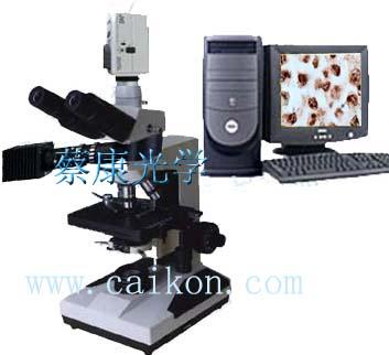 蔡康XSP-10CC透反射型生物显微镜