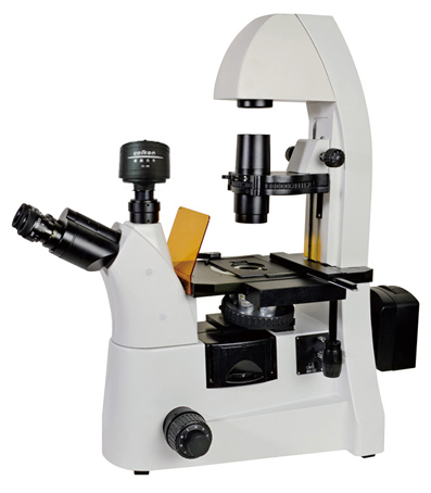 蔡康LED倒置荧光显微镜DFM-75C